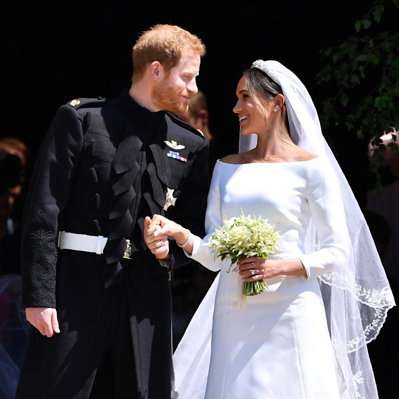 Meghan Markle and Prince Harry's Wedding Thank-You Notes to Fans Are in the Mail