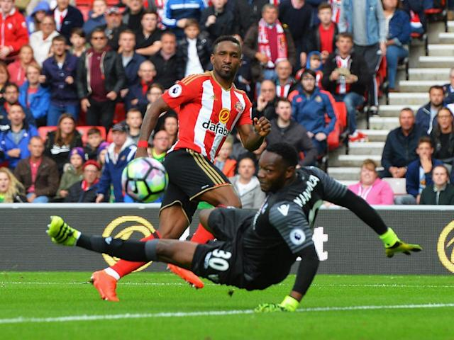 Defoe has been overlooked since 2014 despite a glut of goals for Sunderland (Getty)