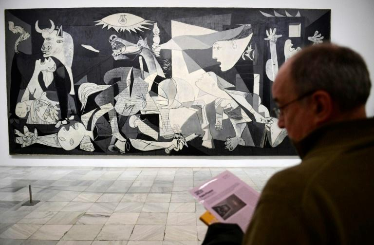 Eighty years on, Picasso's haunting painting, Guernica, still resonates as an anti-war protest as much today as in 1937 Spain