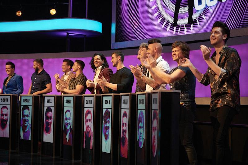 Take Me Out reversed: 30 boys will hope their perfect match comes down the 'love lift': ITV