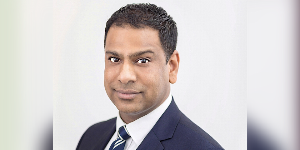 46) Deon Pillay, Head of Marketing Operations, Legal and General Investment Management. Photo:  Legal and General Investment Management