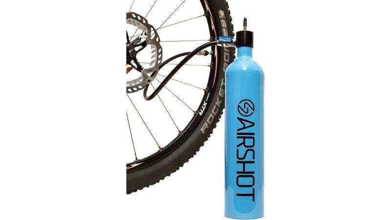 Christmas gifts for cyclists: Airshot
