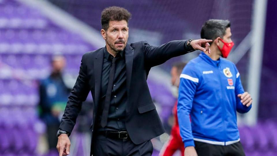Diego Pablo Simeone | Soccrates Images/Getty Images