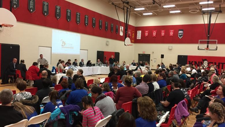 Trustees mull closure of 12 UCDSB schools as MPP asks them to fight province