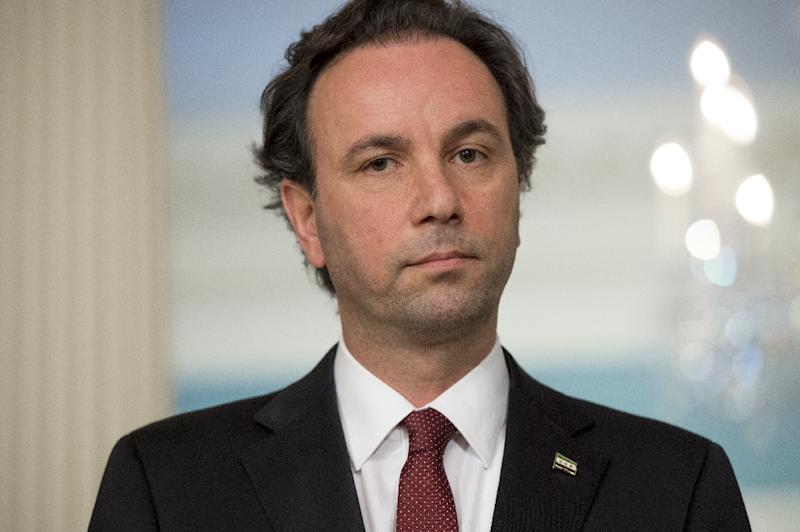 """Syrian Opposition Council President Khaled Khoja says Russia is not """"clinging"""" to Syrian leader Bashar al-Assad"""