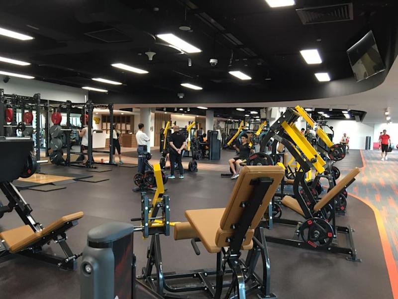 Safra Punggol EnergyOne gym. (PHOTO: Facebook)