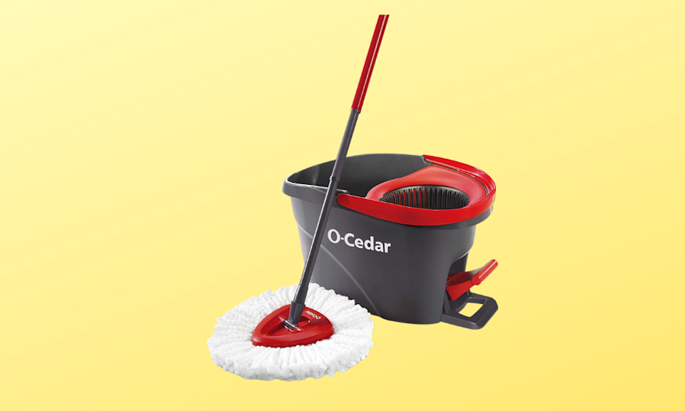 This might be the best mop ever. (Photo: Amazon)