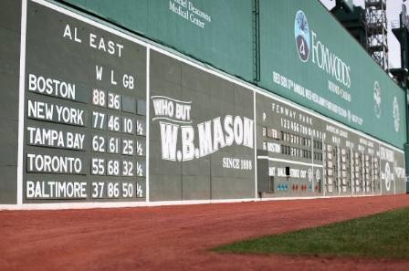 The Salem Red Sox, Single-A affiliate of the Boston Red Sox, will feature baseball's first all-female broadcasting team in 2019. (Getty Images)