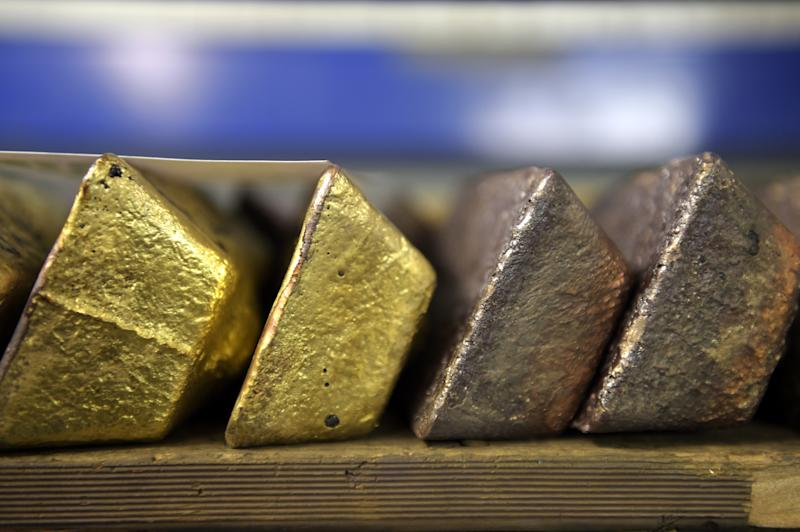 China National Gold Studies Bid for Canadian Miner Iamgold