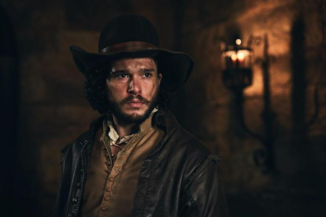 Kit Harington in <em>Gunpowder</em> (Photo: HBO)