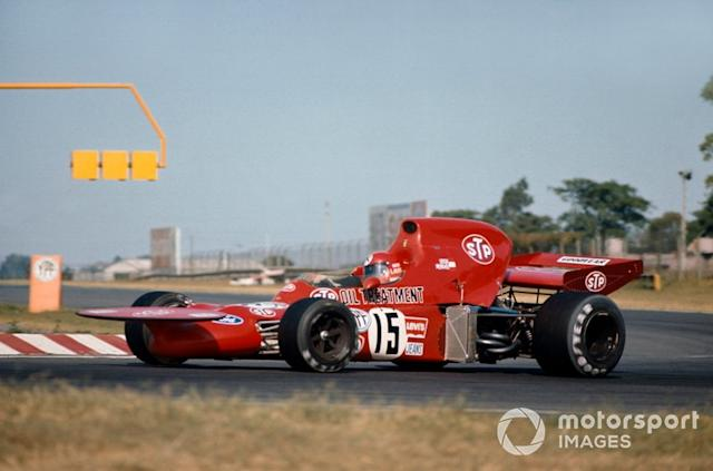"Niki Lauda, March 721 Ford, GP d'Argentina del 1972 <span class=""copyright"">LAT Images</span>"