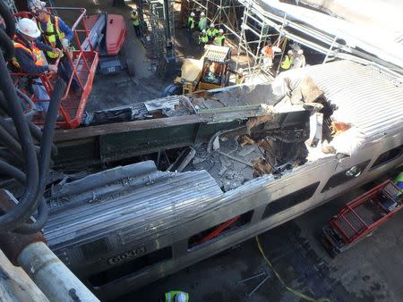 NTSB Releases Preliminary Hoboken Crash Report
