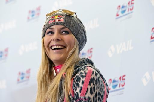 NBC signs Lindsey Vonn for stateside Olympic role