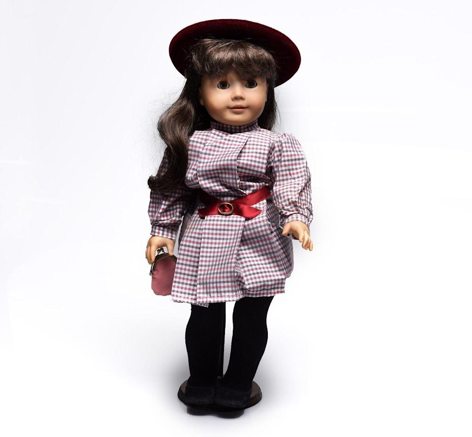 """<p>Samantha is one of the original American Girl dolls, and if yours is still in good condition with her original clothes and accessories, it could go for <a href=""""https://go.redirectingat.com?id=74968X1596630&url=https%3A%2F%2Fwww.ebay.com%2Fi%2F303335627824%3Fchn%3Dps%26norover%3D1%26mkevt%3D1%26mkrid%3D711-117182-37290-0%26mkcid%3D2%26itemid%3D303335627824%26targetid%3D596465813988%26device%3Dc%26mktype%3Dpla%26googleloc%3D9067609%26campaignid%3D6470719577%26mkgroupid%3D81597521270%26rlsatarget%3Dpla-596465813988%26abcId%3D1140476%26merchantid%3D6296724%26gclid%3DCjwKCAiAlajvBRB_EiwA4vAqiJJjwmaUoqUKbxmRHY2aDyyMOMAtT8sDfmlRtEe0j5ZxFpgHUd722xoCU0IQAvD_BwE&sref=https%3A%2F%2Fwww.menshealth.com%2Ftrending-news%2Fg33657156%2Fvaluable-antiques%2F"""" rel=""""nofollow noopener"""" target=""""_blank"""" data-ylk=""""slk:thousands of dollars"""" class=""""link rapid-noclick-resp"""">thousands of dollars</a>. </p><p><strong>What it's worth: </strong>$600 to $3,300</p>"""