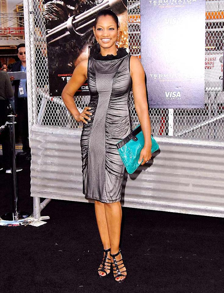 "Also in attendance at the action flick's big debut? Model/actress Garcelle Beauvais-Nilon, who rivaled Bryce in the best dressed department. Jon Kopaloff/<a href=""http://www.filmmagic.com/"" target=""new"">FilmMagic.com</a> - May 14, 2009"