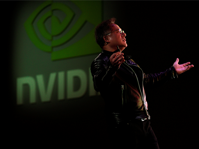 Nvidia earnings are expected out after the market close on Thursday.
