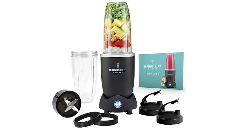 NutriBullet Balance 9 Piece with Smart Nutrition Sensor and Bluetooth Technology