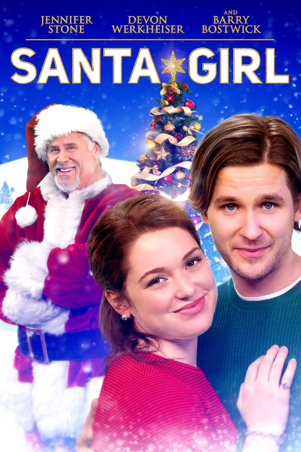 """<p>In this rom-com, Jennifer Stone from <em>Wizards of Waverly Place </em>plays the only daughter of Santa Claus, and though she's obligated to marry the son of Jack Frost, she's allowed to attend a semester of college and experience the """"real world"""" first. </p><p><a class=""""link rapid-noclick-resp"""" href=""""https://www.netflix.com/title/81152930"""" rel=""""nofollow noopener"""" target=""""_blank"""" data-ylk=""""slk:STREAM NOW"""">STREAM NOW</a></p>"""