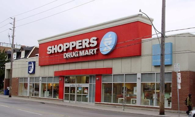 Shoppers Drug Mart has secured supply deals with several major suppliers, including Aurora and Aphria. (Motley Fool)