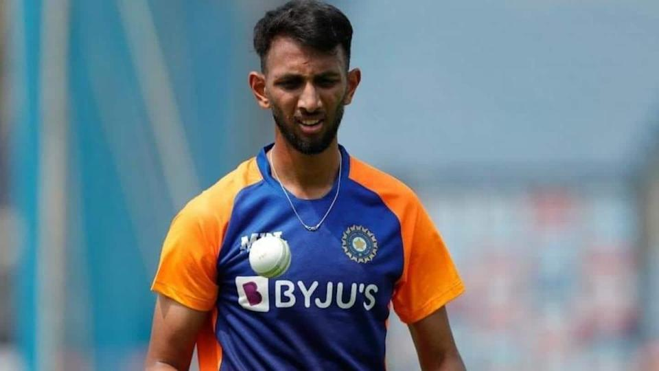 Prasidh Krishna recovers from COVID-19, set to join Team India