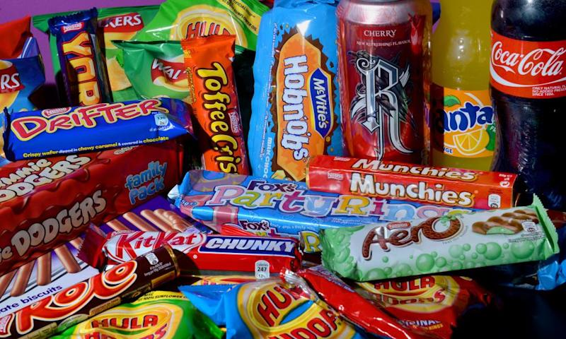 Crisps, chocolate and cheese worst offenders for recycling