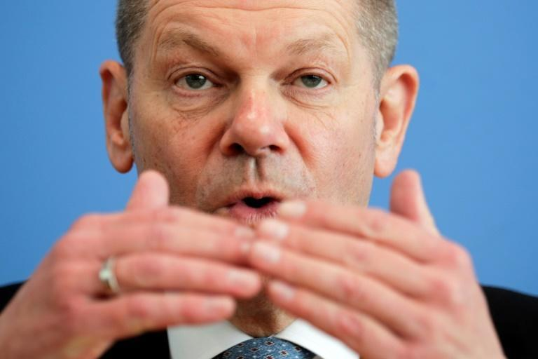 German Finance Minister Olaf Scholz, the Social Democrats candidate, appears to have little chance of becoming the next German chancellor according to opinion polls