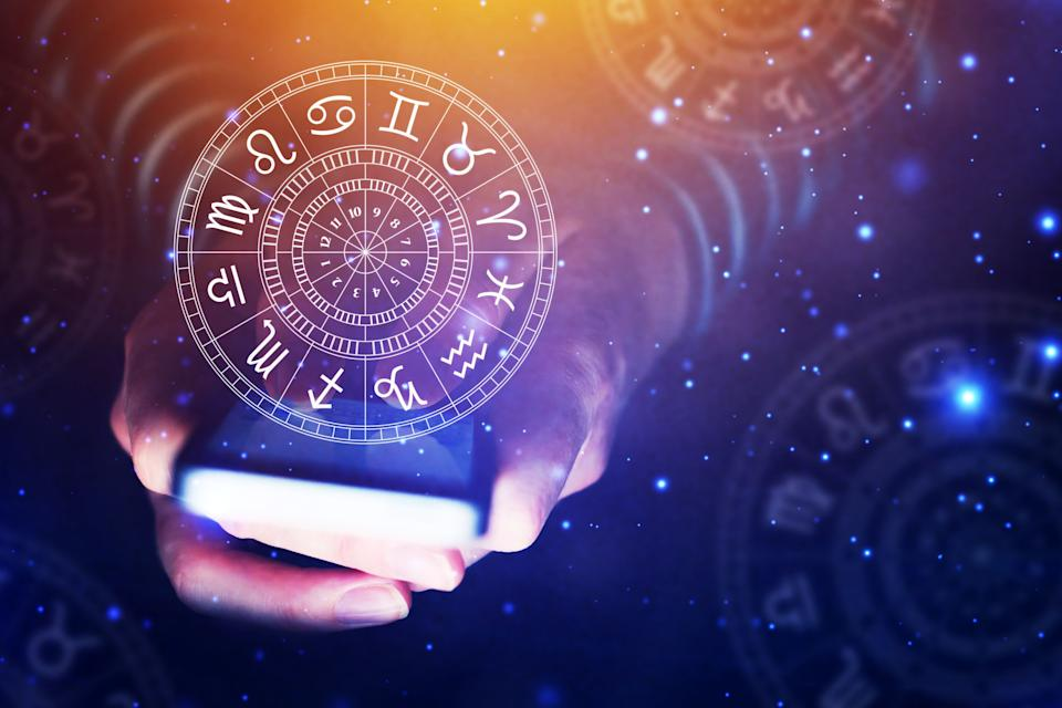 """It's important to resist the urge, when you're new to astrology, to start seeing your chart as the reason things are wrong with you or your life,"" said consulting astrologer Katie Sweetman. ""Instead, see it as a map or a guide for being your best self."" (Photo: stevanovicigor via Getty Images)"