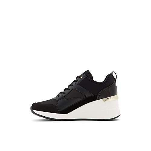 """<p><strong>ALDO</strong></p><p>amazon.com</p><p><strong>$78.42</strong></p><p><a href=""""https://www.amazon.com/dp/B07WTTW327?tag=syn-yahoo-20&ascsubtag=%5Bartid%7C2140.g.36063460%5Bsrc%7Cyahoo-us"""" rel=""""nofollow noopener"""" target=""""_blank"""" data-ylk=""""slk:Shop Now"""" class=""""link rapid-noclick-resp"""">Shop Now</a></p><p>I have several fashion-forward girlfriends who swear by these sneakers and wear them year-round. If you want to add a bit of height to your look without actually having to wear uncomfortable heels, these are your new go-to.</p>"""