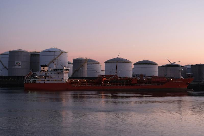 Oil up as United States crude stocks due to fall short of estimate