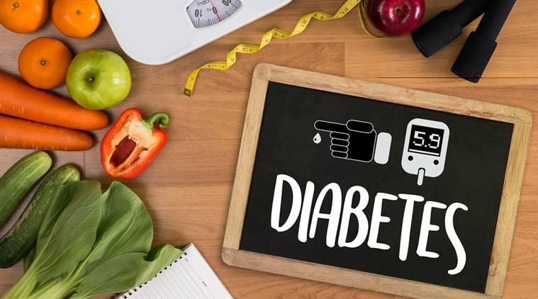 diabetes, skin problems, health, type 2 diabetes, indian express, indian express news