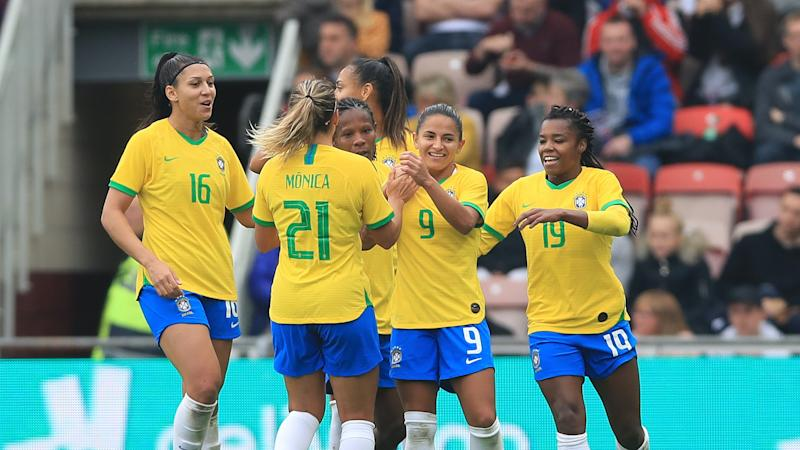 Brazil announce equal pay for men and women on international duty