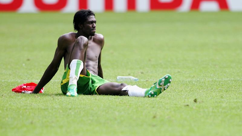 Togo striker Emmanuel Adebayor considering international retirement