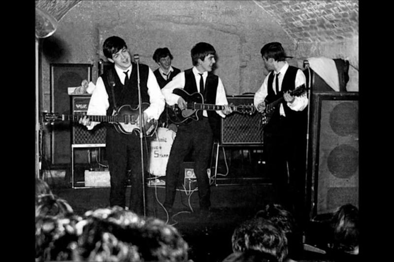 Liverpool's Famous Cavern Club, Home of The Beatles, Reopens After Months of Closure Due to Pandemic