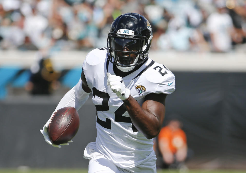 T.J. Yeldon has one more start coming his way, but that might be it (AP Photo/Stephen B. Morton)