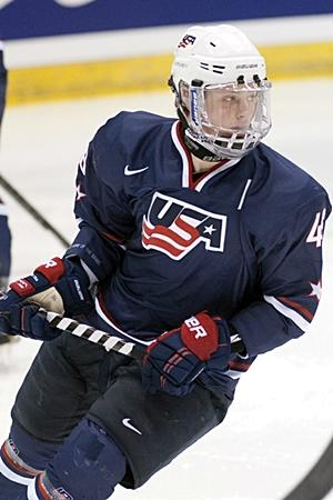 Jack Eichel will lead Team USA's offense in Toronto and Montreal. (CP / Ghyslain Bergeron)