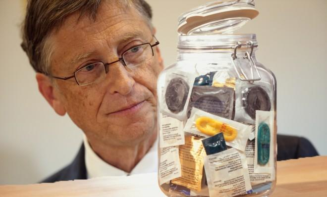 Can Bill Gates achieve the impossible?
