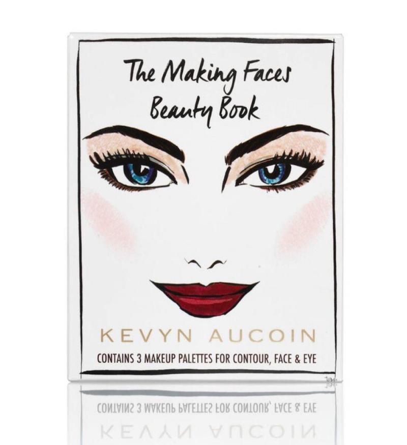kevyn aucoin beauty launched a palette inspired by the makeup