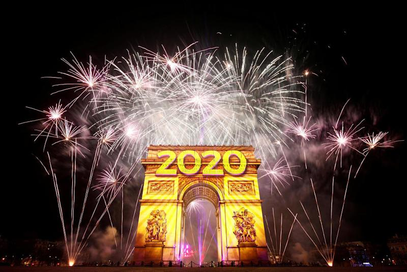 Revelers around the globe see in 2020 with spectacle and prayer