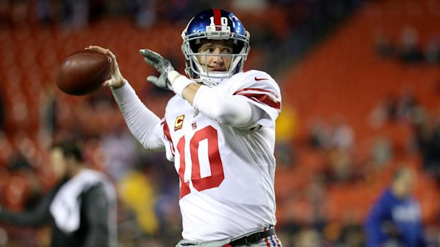 New York Giants quarterback Eli Manning is adamant the team have not wasted his best years in NFL.