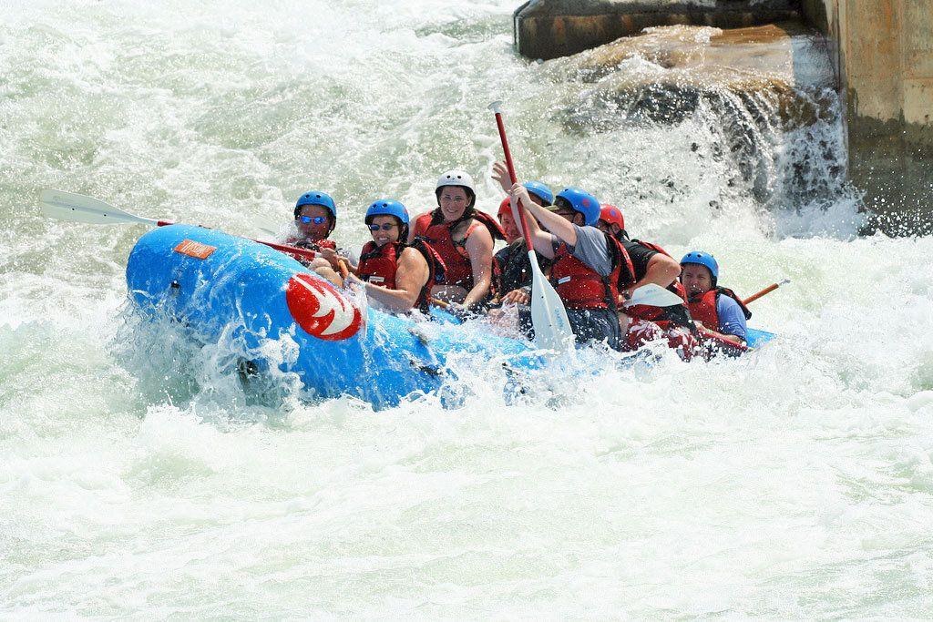 Whitewater, NASCAR And Carowinds: Our Guide To Family Vacations In