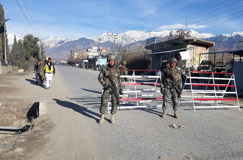 The family was freed after an operation in Pakistan's Kurram tribal district along the Afghan border