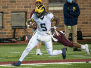 Offense Notes: Joe Milton Leads U-M To Dominant Victory In First-Ever Start
