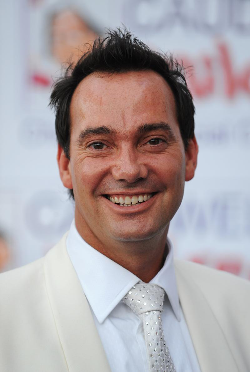 Craig Revel Horwood arrives for the Caudwell Children 'The Legends Ball' at Battersea Evolution on May 8, 2008 in London, England. (Photo by Gareth Cattermole/Getty Images)