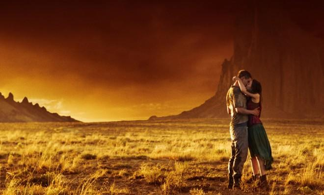 Love conquers all (again), in Stephenie Meyer's new film, The Host.