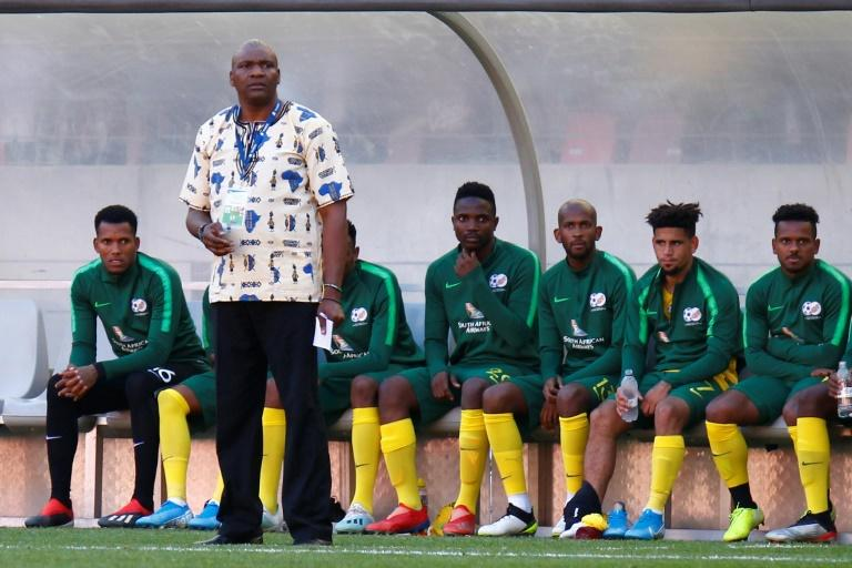 South Africa coach Ntseki under fire after loss to Zambia