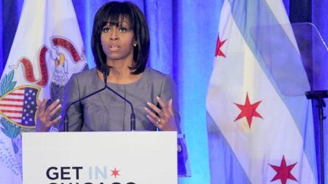 abc michelle obama mi 130410 wblog Michelle Obama Invokes Slain Hadiya Pendleton to Enter Gun Debate