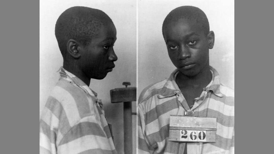 George Stinney Jr., 14, who was executed in South Carolina in 1944, was the youngest person legally executed in the United States in the 20th century.