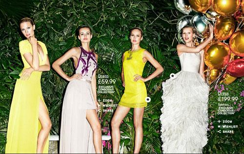 H&M's Red Carpet Conscious Collection Hits Stores Today!