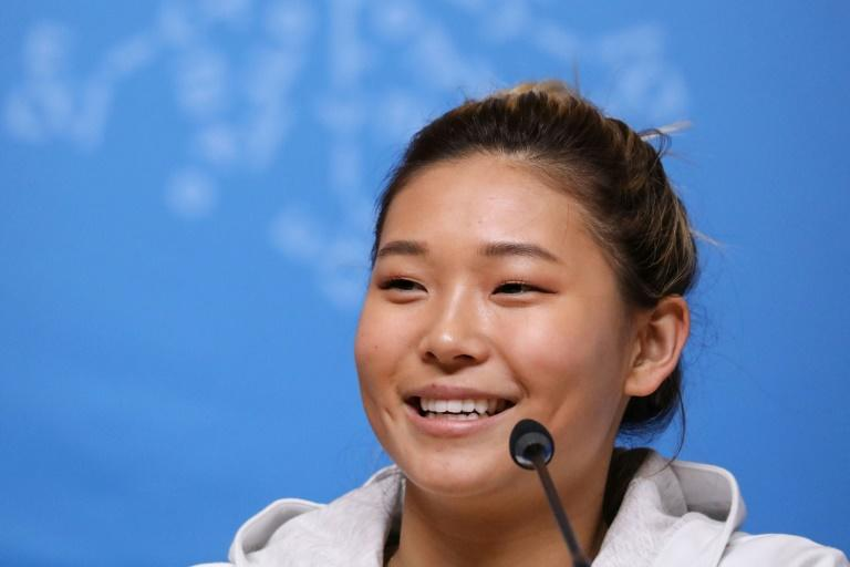 USA's snowboard star Chloe Kim, 17, looks set to become the face of Pyeongchang at the 2018 Winter Olympics