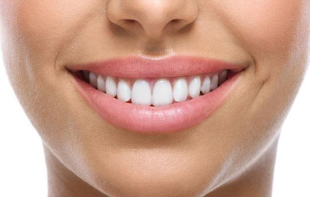 There are so many things that claim to give us whiter teeth. Photo: Getty